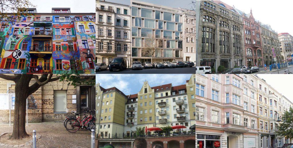 berln houses