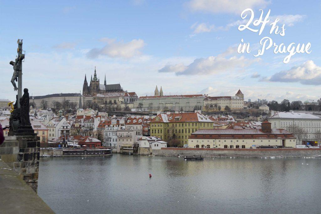 24hs in Prague