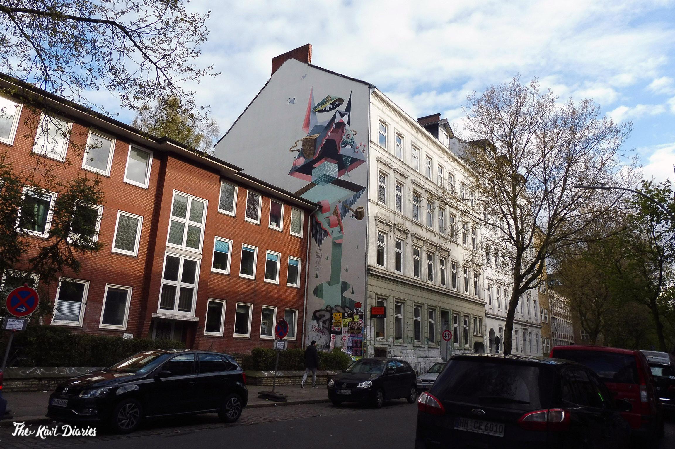 8hs in Hamburg